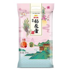 金龙鱼 臻选稻香米 5kg *4件