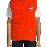 Quilted Freestyle Vest