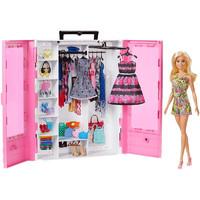 Barbie 芭比 芭比的衣橱系列 GBK12 芭比之时尚衣橱