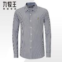JOEONE 九牧王 JC394453T-3 男士衬衫
