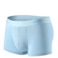 Miiow 猫人 男士冰丝平角内裤套装 MK-MR89008