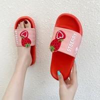JVSHUO 巨烁 可爱少女凉拖鞋 4款可选