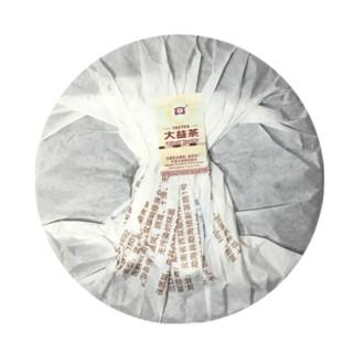 TAETEA 大益 普洱茶 7572标杆熟茶  357g