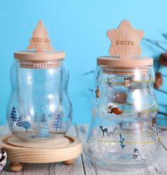 TOMIC 特美刻 COSTA系列 双层玻璃杯 300/170ml