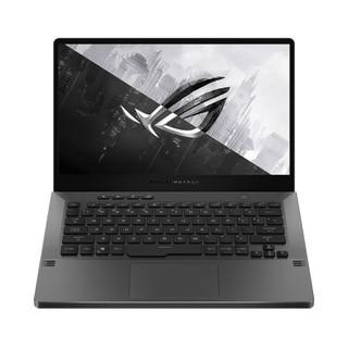 ROG幻14 轻薄商务办公设计师14英寸2K屏笔记本电脑(锐龙R9-4900HS 8核 7nm 16G 512GSSD RTX2060MaxQ)经典黑