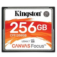 Kingston 金士顿 Canvas Focus CF存储卡 256GB