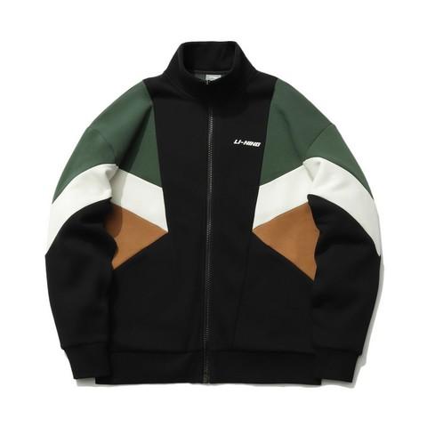唯品尖货:LI-NING 李宁 AWDQA97 男士加绒外套
