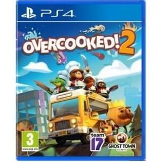 PS4 游戏 分手厨房2 煮糊了2 饭熟了2 overcooked 2 中文版 标准版(盒装) 简体中文