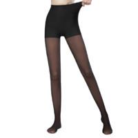 pierre cardin 皮尔·卡丹 女士连裤袜 TM92015 黑透肤