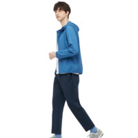 UNIQLO 优衣库 男士休闲九分裤 437465