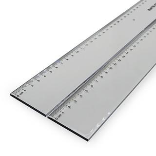 MATE IST 欧标 B2481 透明尺子 20cm *5件