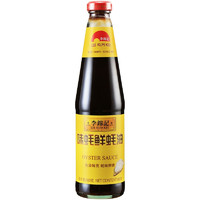 LEE KUM KEE 李锦记 味蚝鲜蚝油 680g