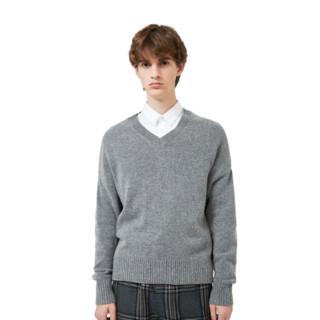 JACK&JONES 杰克琼斯 男士羊毛混纺针织衫 219325510YS