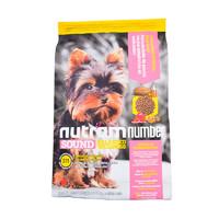 nutram 纽顿 均衡低敏系列 S11鸡肉全蛋小型犬幼犬狗粮