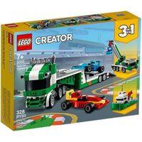 百亿补贴:LEGO 乐高 Creator3合1创意百变系列 31113 运输车