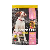 PLUS会员:nutram 纽顿 均衡低敏系列 S2 鸡肉全蛋幼犬狗粮 11.4kg