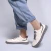 BeLLE 百丽 B5P7CG01 牛皮撞色休闲鞋