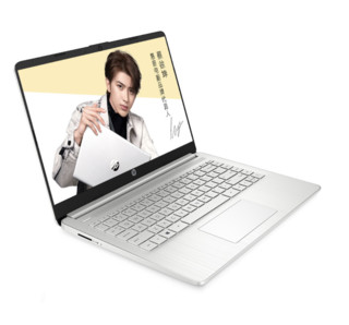 HP 惠普 星14 青春版 锐龙版 14英寸笔记本电脑(R7-5700U、16GB、512GB SSD)