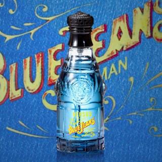 VERSACE 范思哲 牛仔系列 蓝色牛仔男士淡香水 EDT 75ml