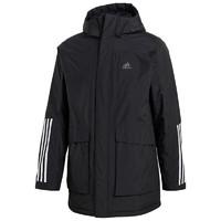 adidas 阿迪达斯 LT FIELD JKT 男子运动棉服 GE9998 黑色 L
