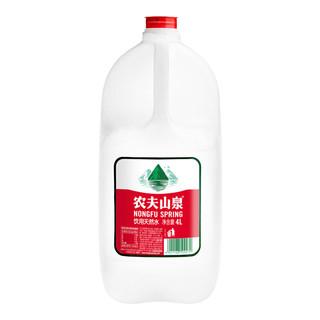 NONGFU SPRING 农夫山泉 饮用天然水 4L*4瓶
