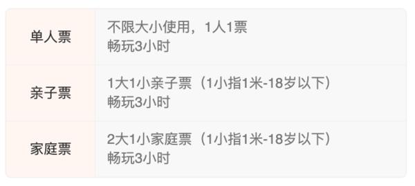 上海多乐岛运动游乐城(浦东店)蹦床畅玩3小时