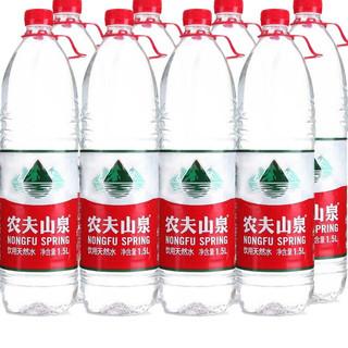 NONGFU SPRING 农夫山泉 矿泉水 1.5L*12瓶