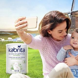 Kabrita 佳贝艾特 金装版 幼儿羊奶粉 荷兰版 3段 800g