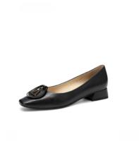BASTO 百思图 RV621CQ0 女士单鞋
