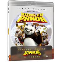 功夫熊貓雙碟珍藏版(藍光碟3DBD+BD)