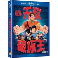 無敵破壞王(藍光碟 BD+DVD9)