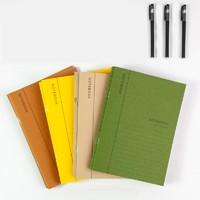 CJP 笔记本 A5/14张 5本装+3支中性笔