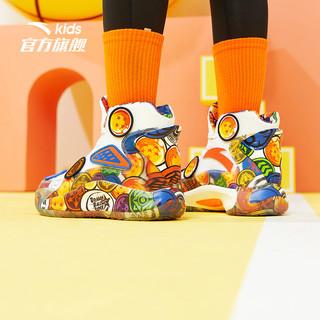 ANTA 安踏 龙珠超联名系列 A31031112 儿童篮球鞋