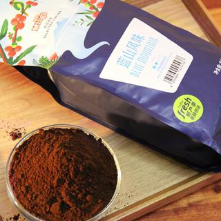 MingS 铭氏 中度烘焙 蓝山风味 咖啡豆 500g