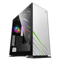 新品发售:GAMEMAX 游戏帝国 Vega Pro 全塔电竞机箱 白色