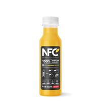 NONGFU SPRING 农夫山泉 NFC果汁 橙汁 300ml*2瓶