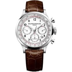 BAUME & MERCIER 名士 Capeland 卡普兰系列 MOA10082 男款机械腕表