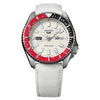 SEIKO 精工 × 街霸5 合作限定款 SRPF19K1 RYU 隆 男士机械手表