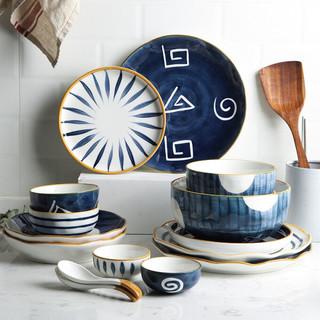 舍里 手绘陶瓷餐具