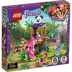 LEGO 乐高 Friends好朋友系列 41422 熊猫丛林树屋