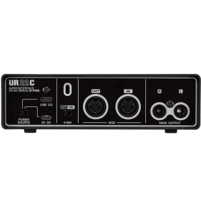 Steinberg UR22C-USB 3音频接口