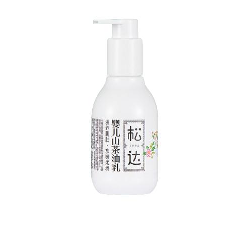 松达 山茶油系列 婴儿润肤乳 128g