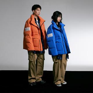 【薇娅推荐】马克华菲 X GAO Weiqian设计师联名短款羽绒服