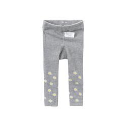 戴维贝拉女童连裤袜春季新款小女孩打底裤女宝宝弹力连体袜子