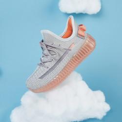 巴拉巴拉男童鞋儿童运动鞋椰子鞋女童轻跑鞋秋冬柔软防滑 *2件
