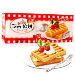 京东PLUS会员专享 Huamei 华美 华夫饼 1200g * 2,好丽友 薯愿 薯片香烤原味 104g 桶装 * 2 *2件 +凑单品