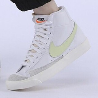 NIKE 耐克 开拓者 CZ1055 女士休闲运动鞋 CZ1055-108/白/微黄绿色 36/225