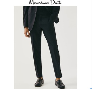 Massimo Dutti 00070319800 男士休闲裤