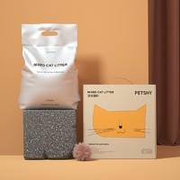 Petshy 天然豆腐猫砂 原味 6L