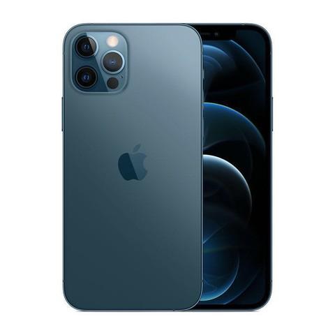Apple 苹果 iPhone 12 Pro Max 5G智能手机 128GB 海蓝色